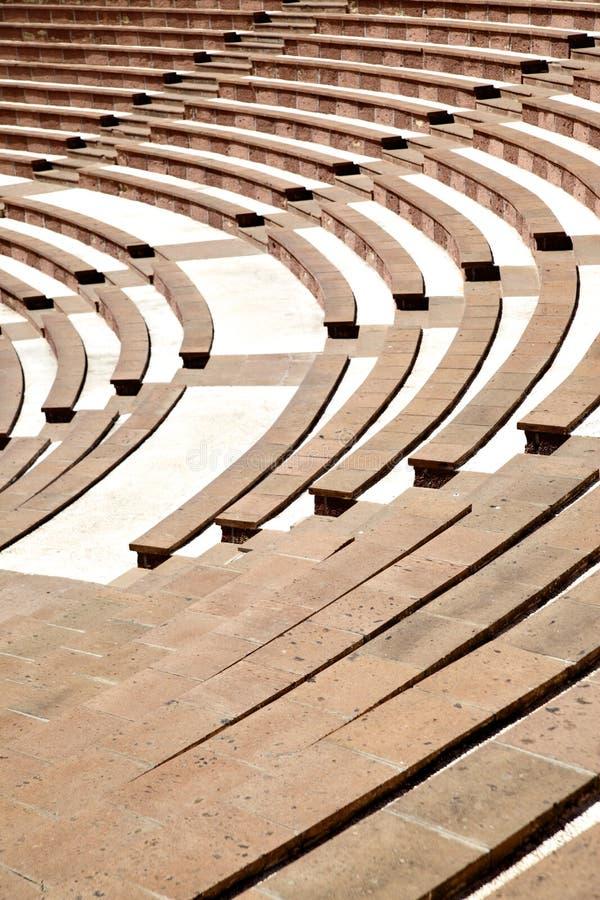 αμφιθέατρο Στοκ Εικόνες