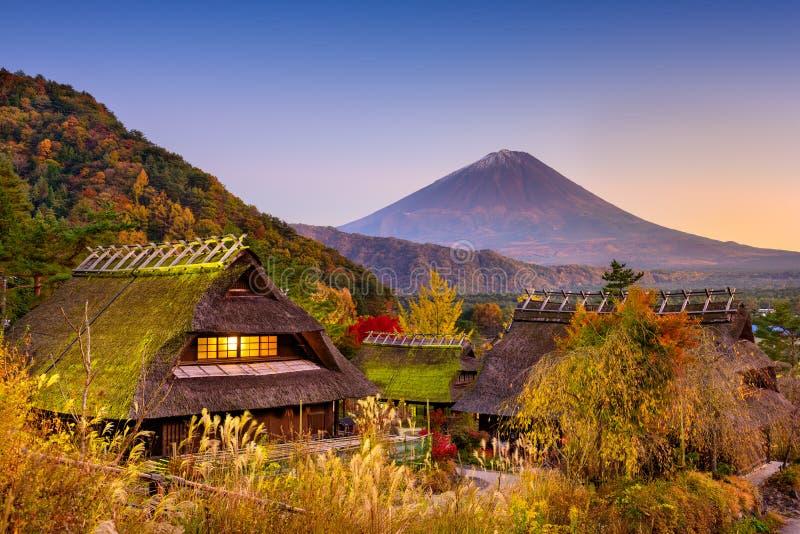 ΑΜ ΑΜ της Ιαπωνίας fuji στοκ φωτογραφίες