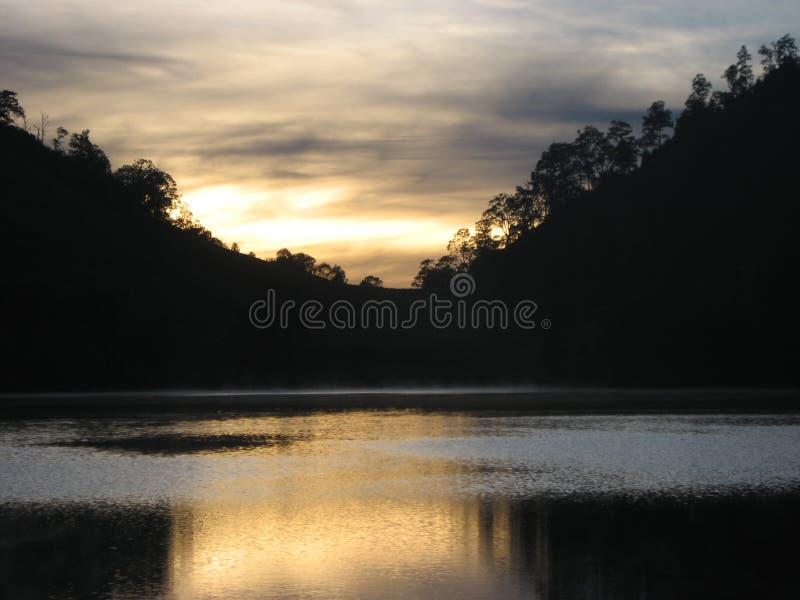 ΑΜ Bromo, Ινδονησία στοκ φωτογραφίες με δικαίωμα ελεύθερης χρήσης