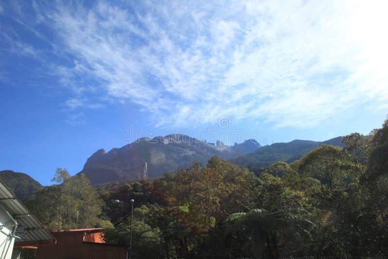 ΑΜ Kinabalu στοκ φωτογραφία με δικαίωμα ελεύθερης χρήσης