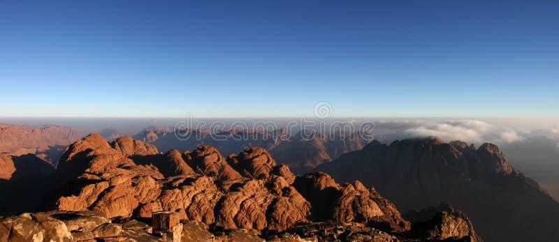 ΑΜ Sinai στοκ εικόνα με δικαίωμα ελεύθερης χρήσης