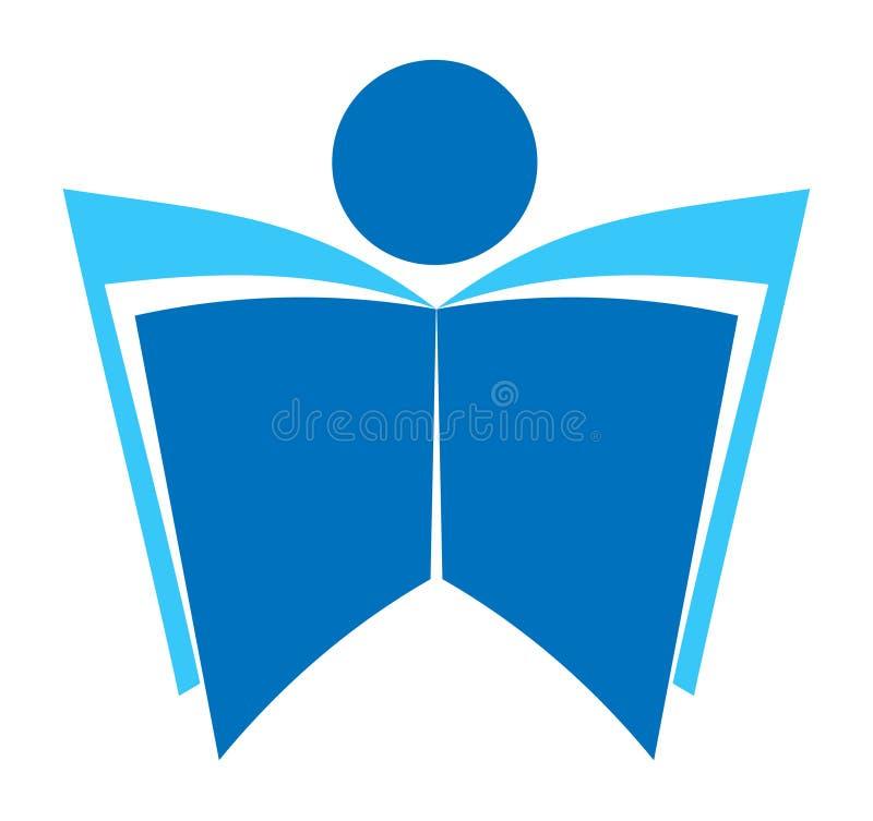 ανάγνωση βιβλίων απεικόνιση αποθεμάτων