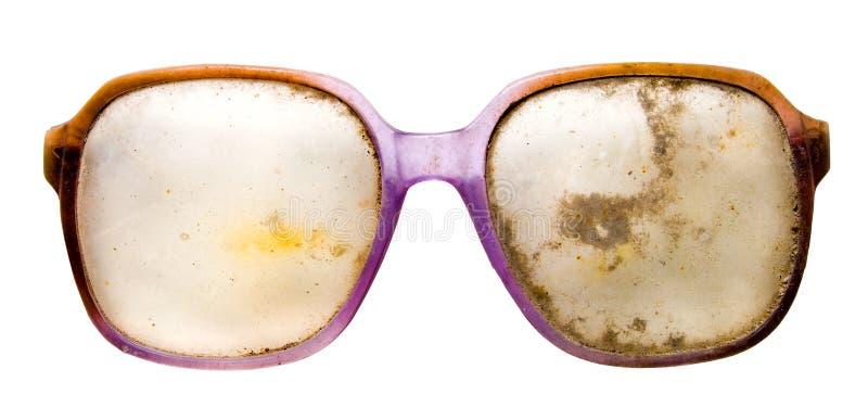 ανάγνωση γυαλιών στοκ φωτογραφία