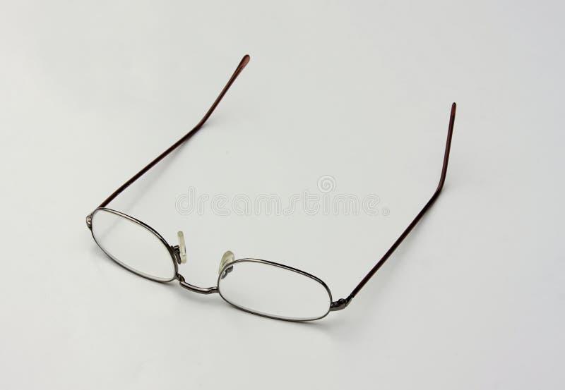 ανάγνωση γυαλιών στοκ εικόνα
