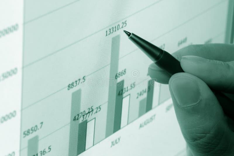 ανάλυση της οικονομική&sigmaf στοκ φωτογραφίες με δικαίωμα ελεύθερης χρήσης