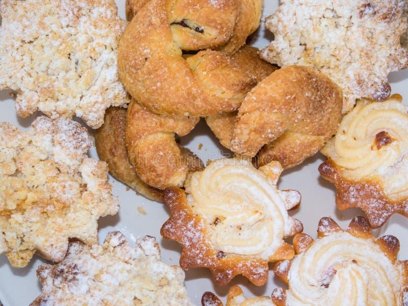 ανάμεικτα μπισκότα στοκ εικόνες με δικαίωμα ελεύθερης χρήσης