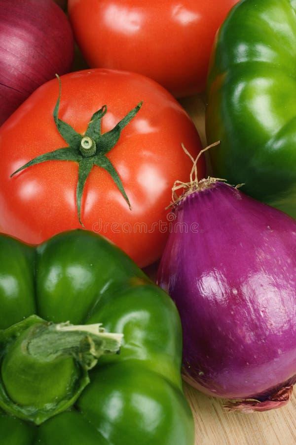 ανάμεικτα veggies στοκ φωτογραφία