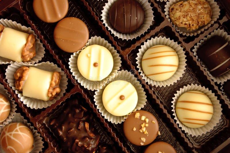 Download ανάμεικτες σοκολάτες στοκ εικόνα. εικόνα από περίκομψος - 13188803