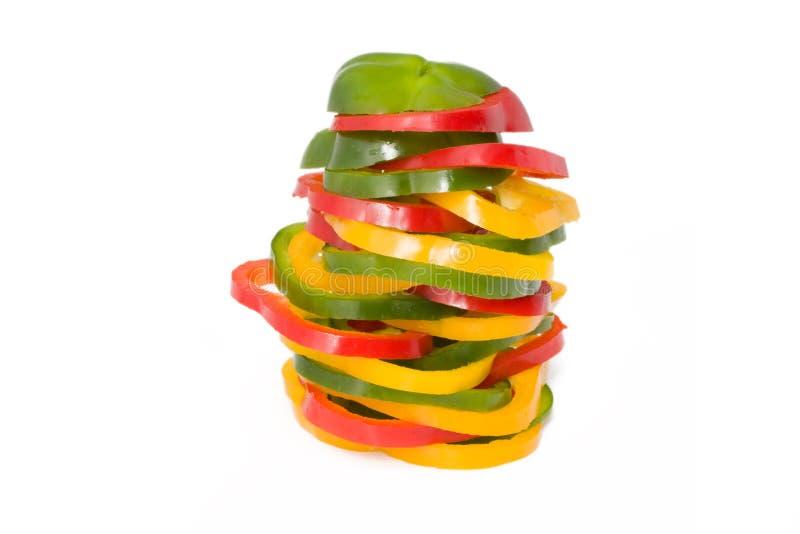 ανάμεικτο γλυκό πιπεριών στοκ εικόνες με δικαίωμα ελεύθερης χρήσης