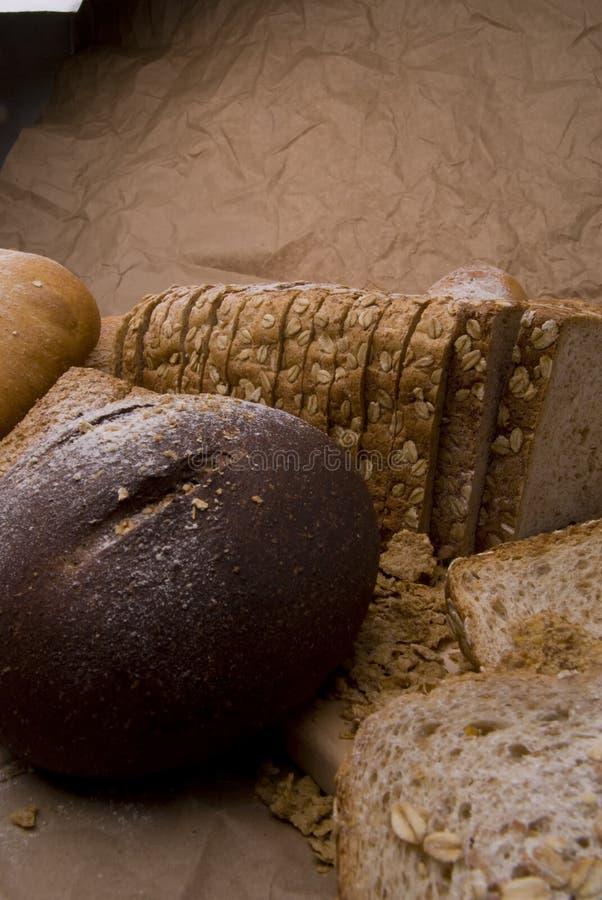 ανάμεικτο ψωμί στοκ φωτογραφία