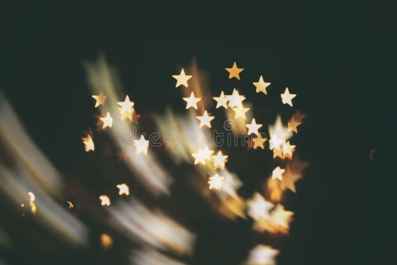 Ανάψτε τα αστέρια στοκ φωτογραφία με δικαίωμα ελεύθερης χρήσης