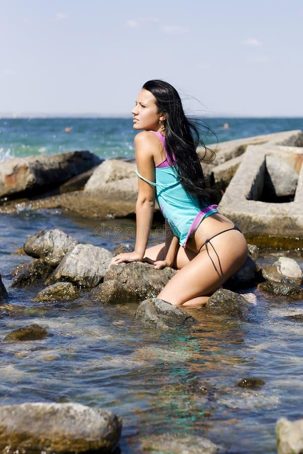 Download αναβάτης κοριτσιών στοκ εικόνα. εικόνα από bodybuilders - 13184867
