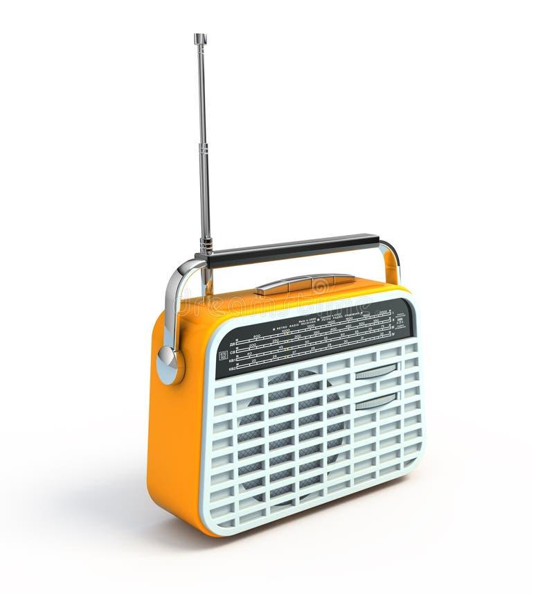 Αναδρομικό ραδιόφωνο