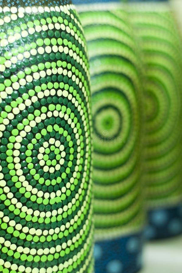 αναδρομικό vase στοκ φωτογραφία με δικαίωμα ελεύθερης χρήσης