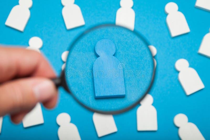 Αναζήτηση μισθών, σταδιοδρομία και έννοια εργασίας στοκ φωτογραφία με δικαίωμα ελεύθερης χρήσης