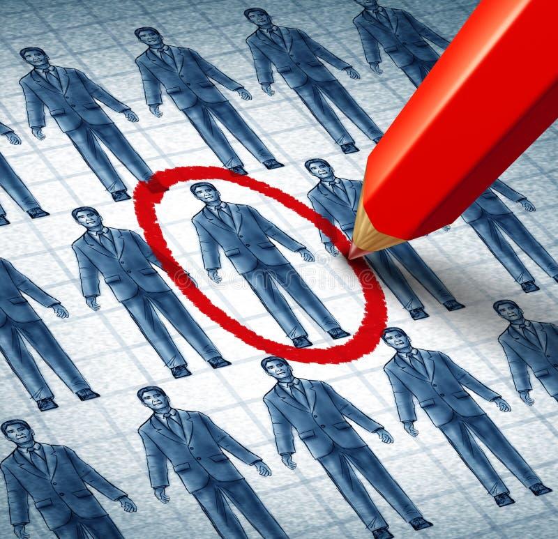 Αναζήτηση σταδιοδρομίας ελεύθερη απεικόνιση δικαιώματος