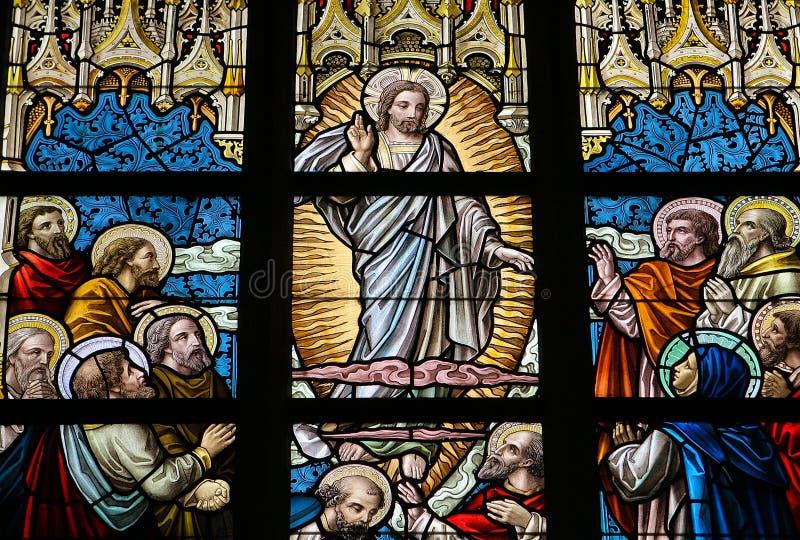 αναζοωγόνηση Χριστού στοκ εικόνα με δικαίωμα ελεύθερης χρήσης