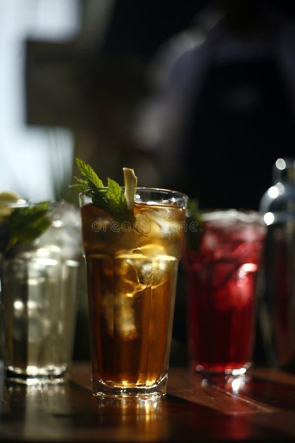 αναζωογόνηση ποτών στοκ εικόνα
