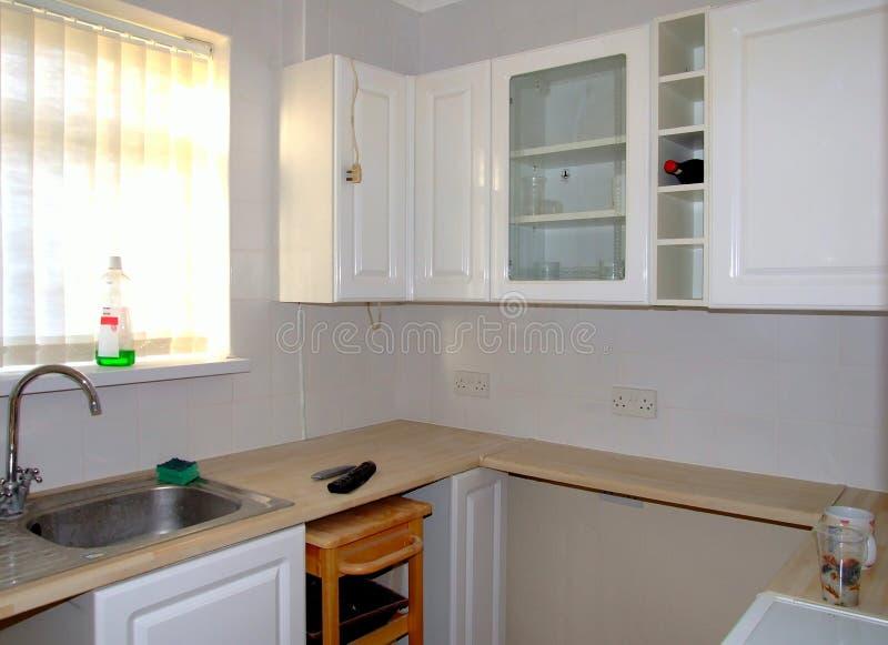 Ανακαίνιση κουζινών στοκ φωτογραφίες