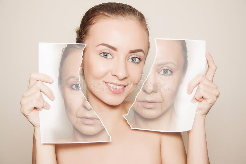 Ανακαίνιση του δέρματος στοκ εικόνες