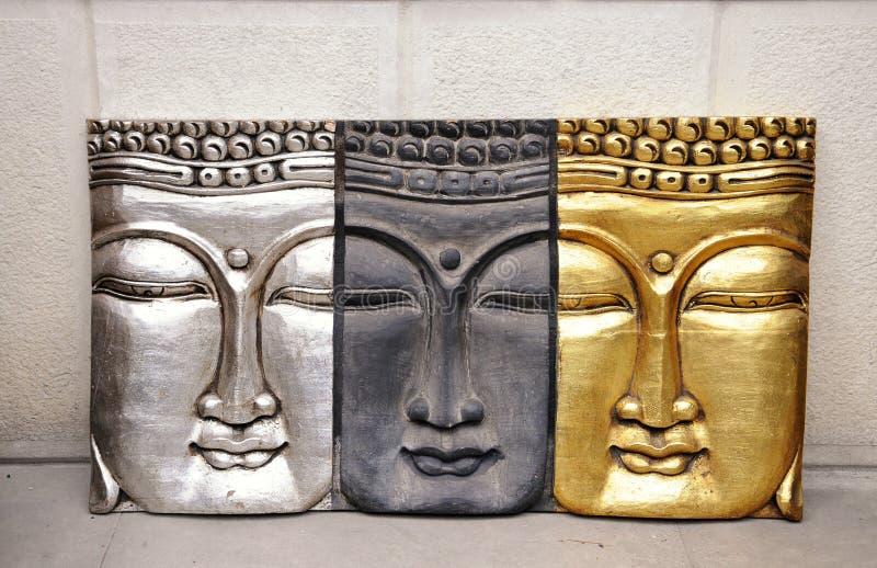 Ανακούφιση του Βούδα στοκ φωτογραφία με δικαίωμα ελεύθερης χρήσης