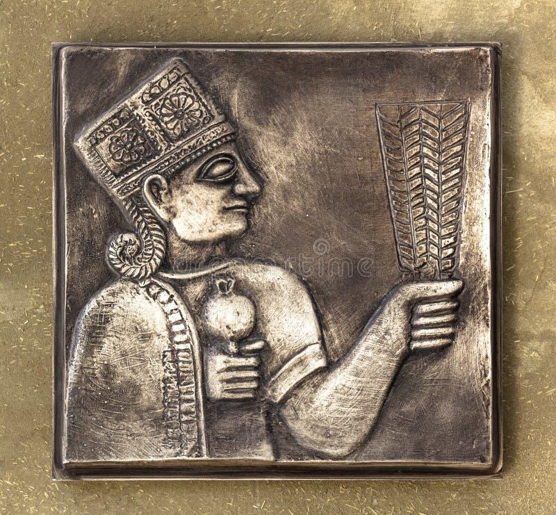 Ανακούφιση maya στοκ εικόνα με δικαίωμα ελεύθερης χρήσης