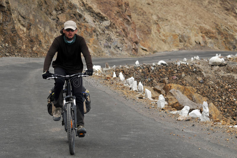 ανακυκλώνοντας Ιμαλάια στοκ φωτογραφία με δικαίωμα ελεύθερης χρήσης