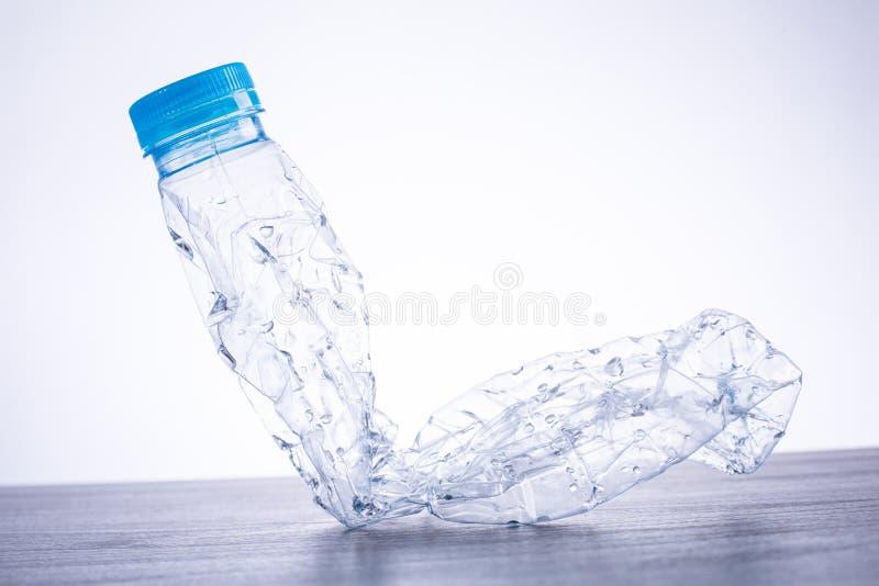 Ανακυκλώστε τα μπουκάλια χρησιμοποιούμενα στοκ εικόνες με δικαίωμα ελεύθερης χρήσης
