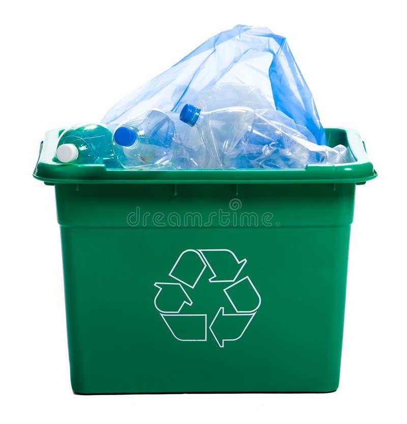 ανακύκλωση κιβωτίων στοκ εικόνες