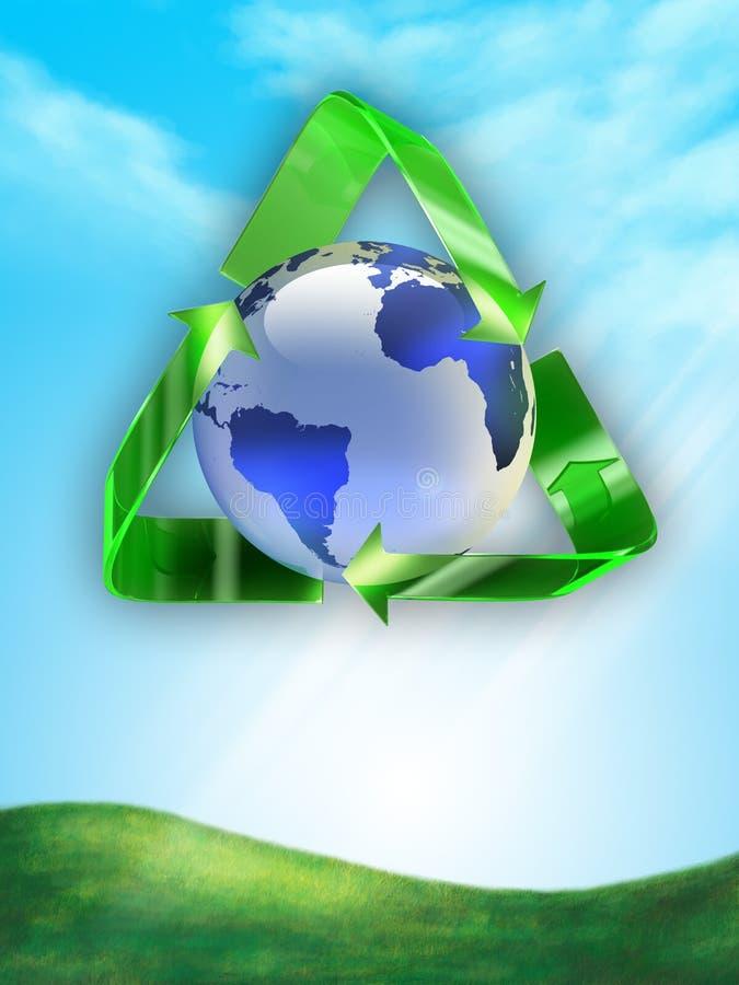 ανακύκλωση απεικόνιση αποθεμάτων