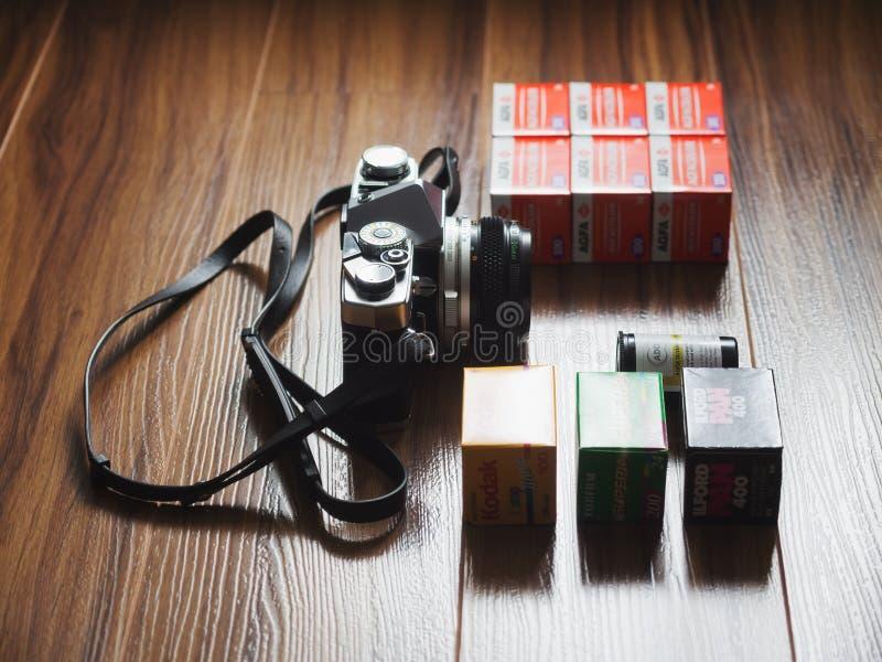 Αναλογική φωτογραφία στοκ φωτογραφίες με δικαίωμα ελεύθερης χρήσης
