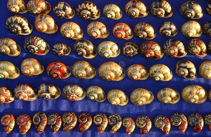 αναμνηστικά του Λάος luang prabang στοκ εικόνες με δικαίωμα ελεύθερης χρήσης
