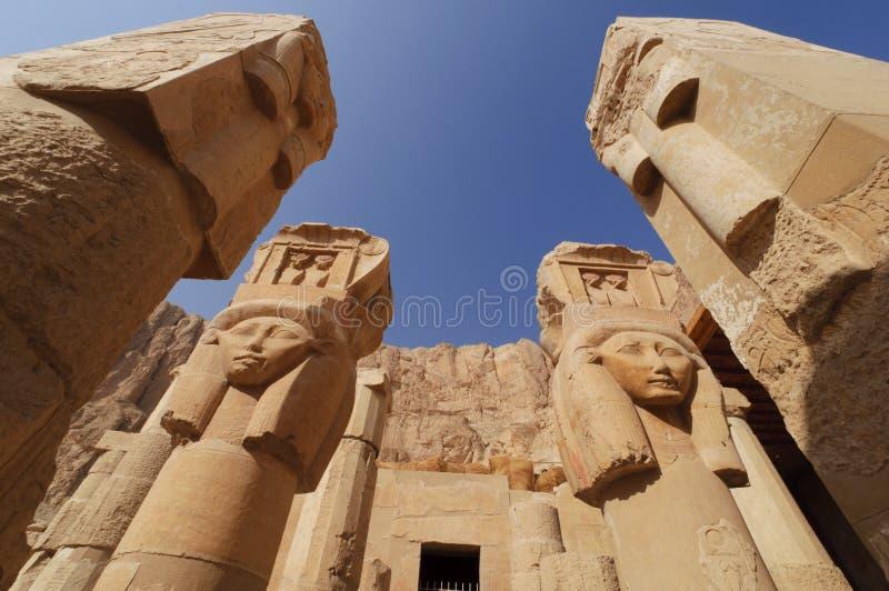 αναμνηστικός ναός luxor της Αι&gamm στοκ εικόνες