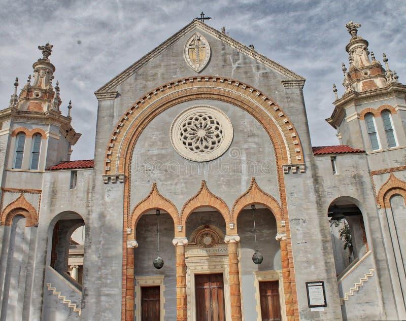 αναμνηστικός Πρεσβυτεριανός εκκλησιών στοκ εικόνες
