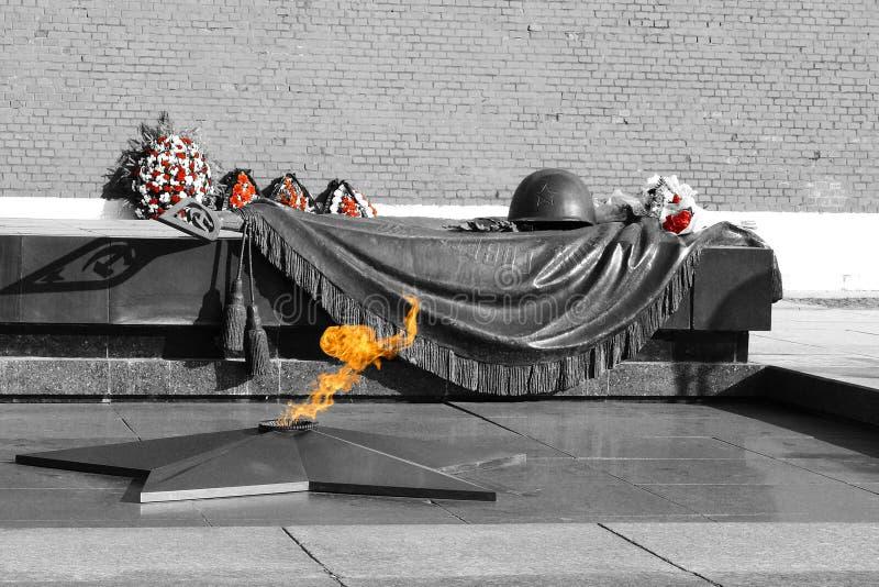 αναμνηστικός στρατιώτης άγ& στοκ φωτογραφία με δικαίωμα ελεύθερης χρήσης