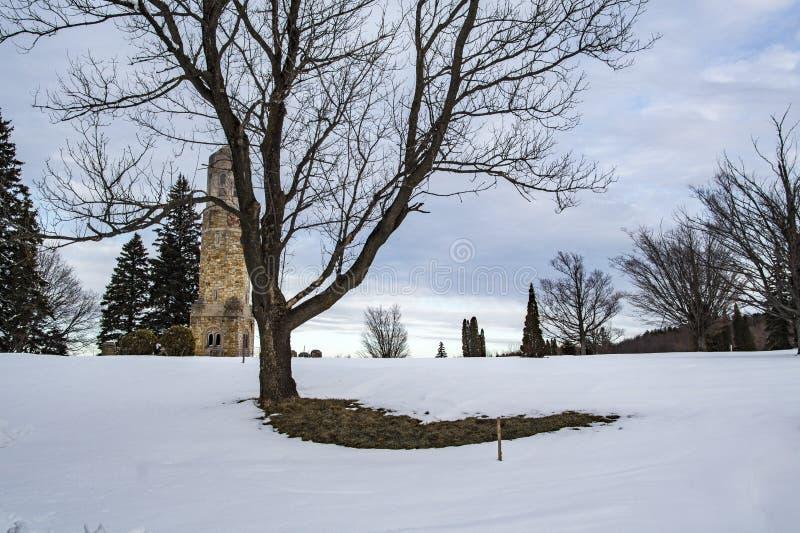 Αναμνηστικό πάρκο Hill κορωνών στοκ φωτογραφία