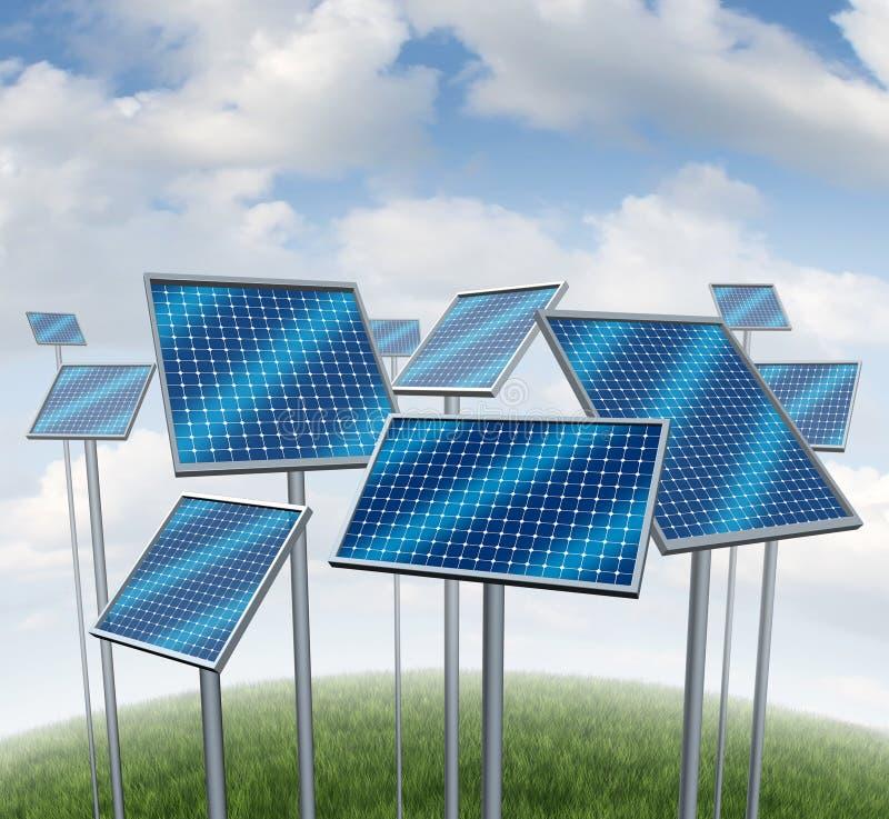Ανανεώσιμη ενέργεια απεικόνιση αποθεμάτων