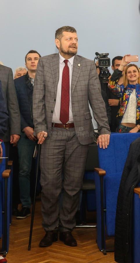 Αναπληρωτής ανθρώπων ` s της Ουκρανίας Ihor Mosiychuk στοκ φωτογραφίες με δικαίωμα ελεύθερης χρήσης