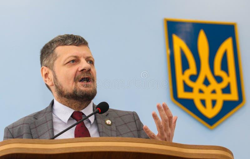 Αναπληρωτής ανθρώπων ` s της Ουκρανίας Ihor Mosiychuk στοκ εικόνες με δικαίωμα ελεύθερης χρήσης