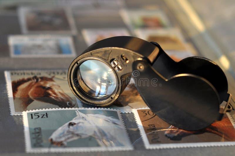 ανασκόπησης διανυσματικό λευκό ενίσχυσης γυαλιού απομονωμένο απεικόνιση στοκ εικόνα με δικαίωμα ελεύθερης χρήσης