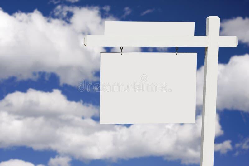 ανασκόπησης κενός σύννεφω στοκ φωτογραφία με δικαίωμα ελεύθερης χρήσης