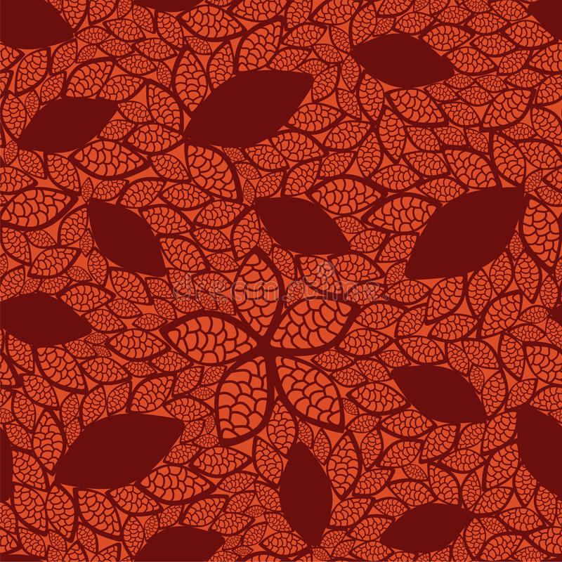 ανασκόπησης κόκκινος άνε&up διανυσματική απεικόνιση