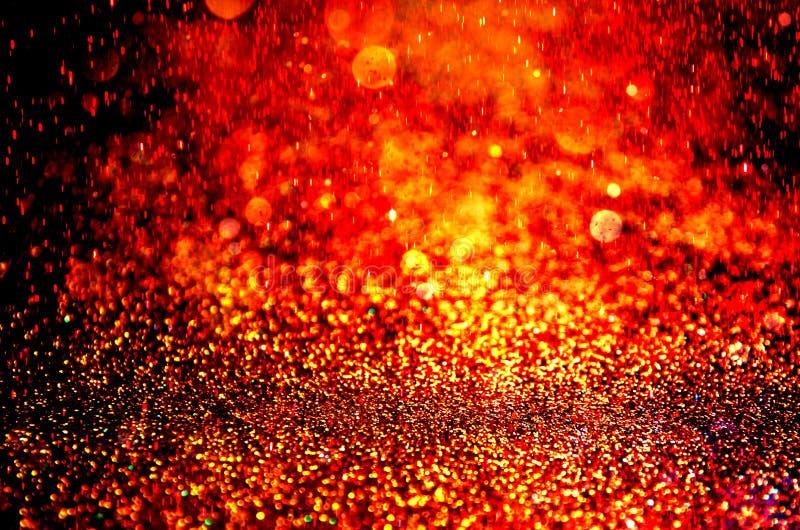 ανασκόπησης πυρκαγιά που απομονώνεται μαύρη στοκ εικόνες