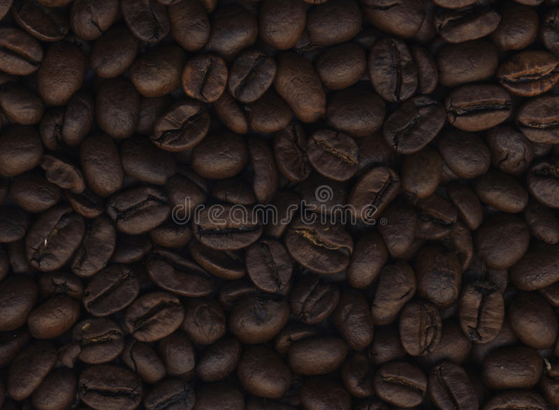 ανασκόπησης σχετική με την κουζίνα σύσταση καφέ φασολιών όμορφη στοκ εικόνα