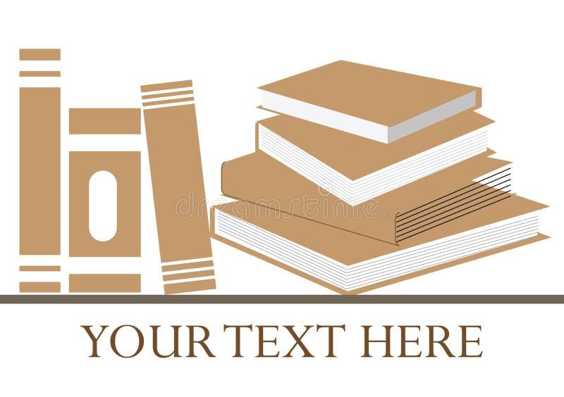 Ανασκόπηση βιβλίων απεικόνιση αποθεμάτων