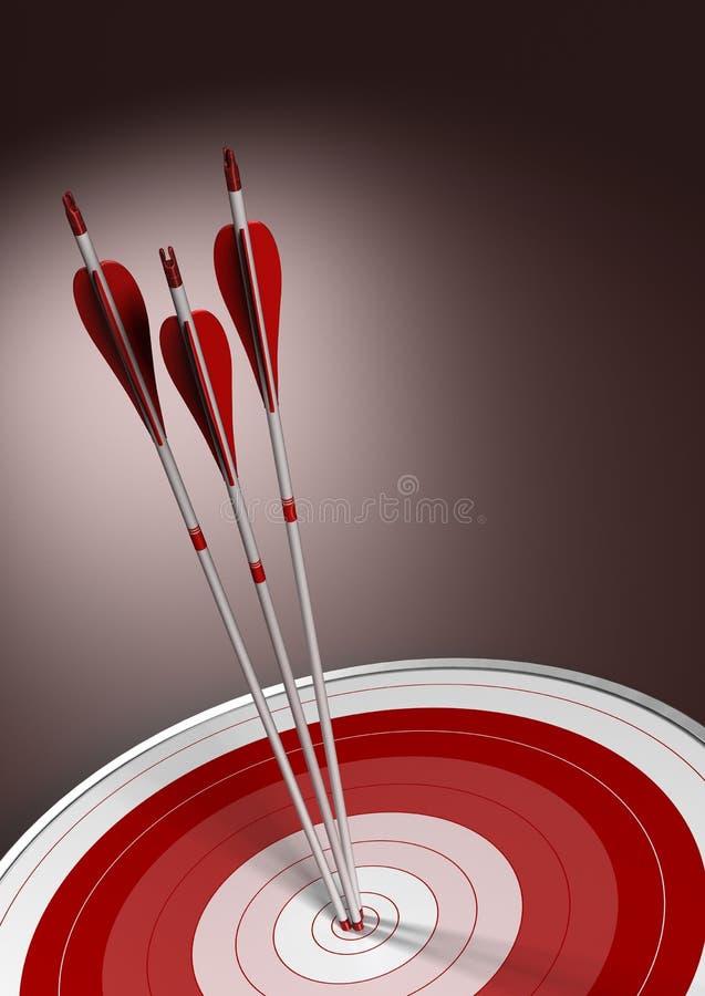 Ανασκόπηση επιχειρησιακής έννοιας, για να είναι ανταγωνιστικός διανυσματική απεικόνιση