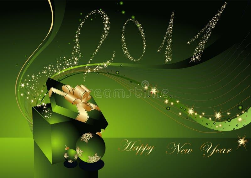 Download ανασκόπηση καλή χρονιά απεικόνιση αποθεμάτων. εικονογραφία από χαιρετισμός - 17053129