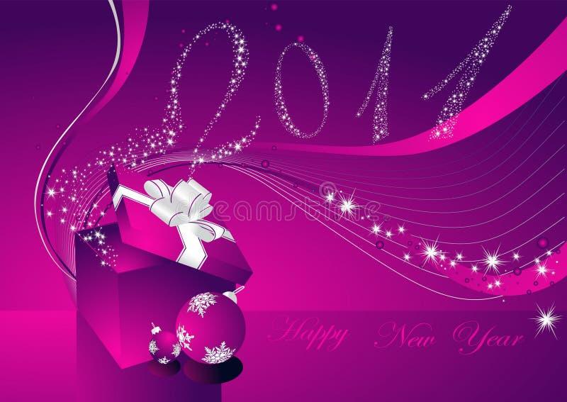 Download ανασκόπηση καλή χρονιά διανυσματική απεικόνιση. εικονογραφία από εύθυμος - 17053282