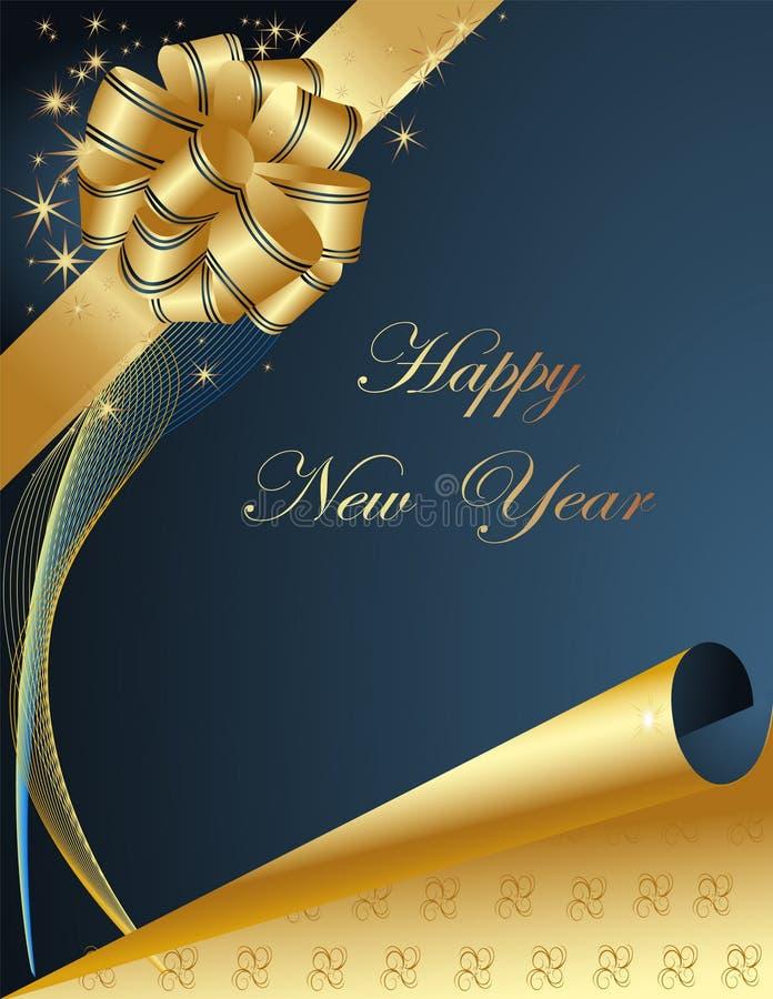 Download ανασκόπηση καλή χρονιά διανυσματική απεικόνιση. εικονογραφία από χρυσός - 17053376