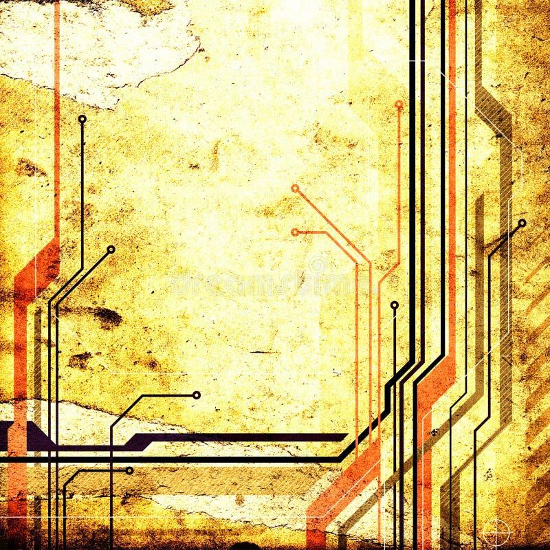 ανασκόπηση κατασκευασ&mu διανυσματική απεικόνιση